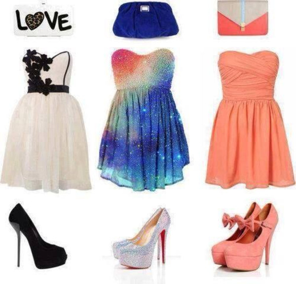 dress colorful colorful dress summer dress