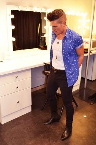 pants dress shoes michael paynter mens shoes the voice australia