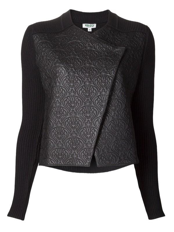 jacket farfetch leather jacket