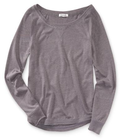 Essential Raglan Sweatshirt -