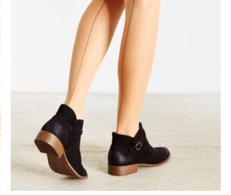 shoes low boots black boots boots