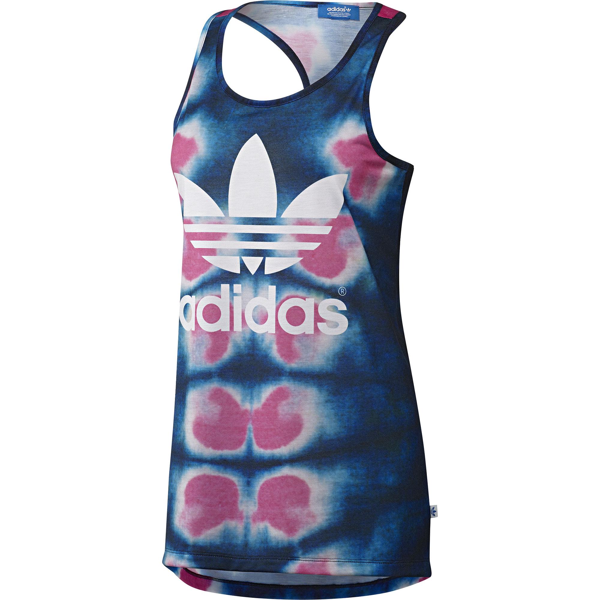 adidas Tie-Dyed Tank | adidas UK