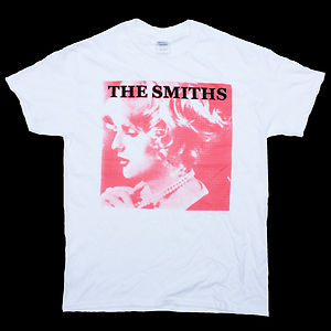 THE SMITHS T-SHIRT SHEILA TAKE A BOW ANDY WARHOL CANDY DARLING WOMEN IN REVOLT   eBay