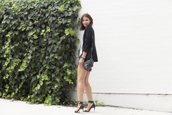 harper & harley shorts shoes bag tank top jacket jewels