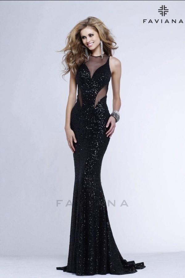 dress prom dress 2014 sparkle amazing