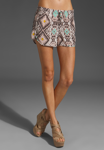 RORY BECA Orissa Shorts in Dreamcatcher at Revolve Clothing - Free Shipping!