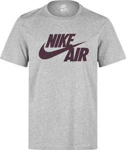 Nike Air Logo T-Shirt grau