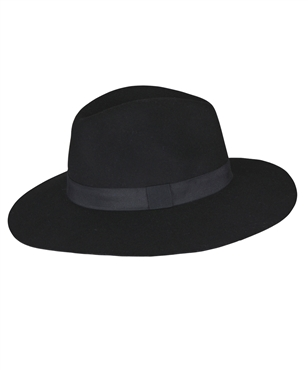 CANDIDATE CLASSIC FELT FEDORA | Hats | Accessories | Shop Womens | General Pants Online