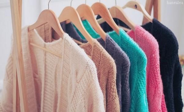 jacket cardigan colorful