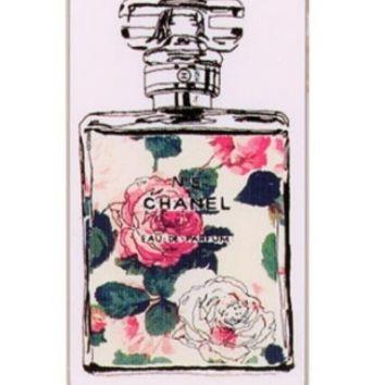 Chanel Hard iPhone Case - 29 N Under on Wanelo
