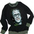 Herman Munster THE MUNSTERS Comic Illustration Printed Sweatshirt Top