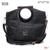 Michael Kors Berkley Logo Large Black Clutch Bag