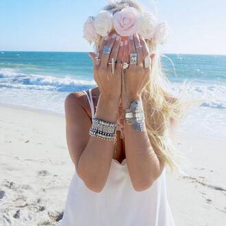 jewels jewelry boho jewelry minimalist jewelry silver jewelry head jewels frantic jewelry hand jewelry turquoise jewelry blue boho boho chic boho dress boho swimwear boho decor knuckle ring ring ringer silver ring flower headband floral flowers flower crown bohemian