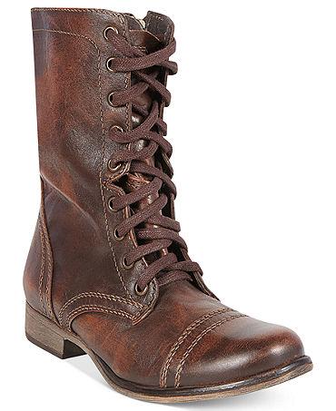 Steve Madden Women's Troopa Boots - Shoes - Macy's