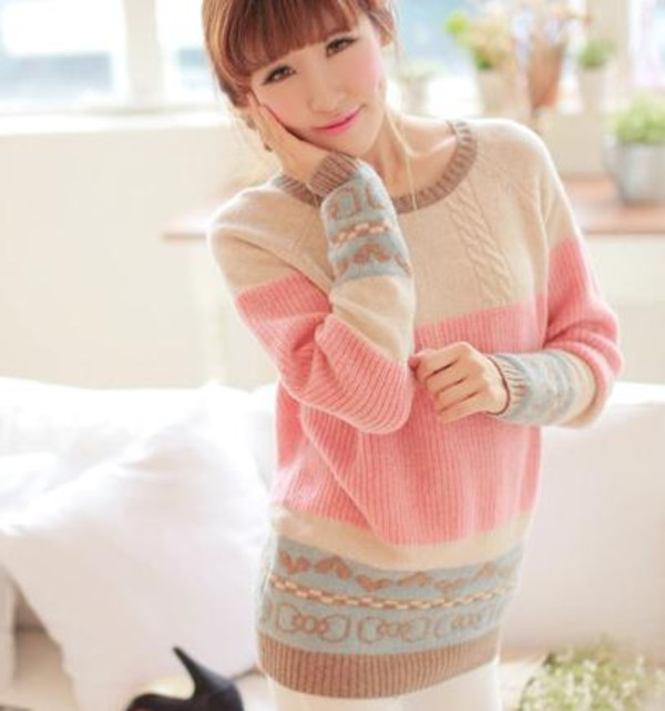 sweater fashion cute