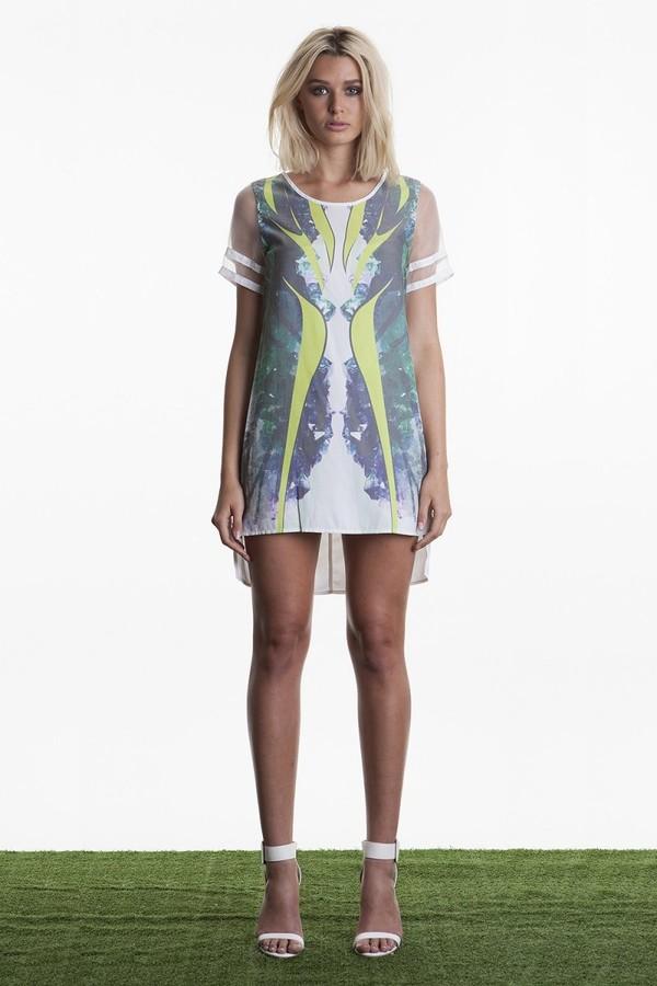 dress highlight shift dress by  premonition shift dress print dress leopard print