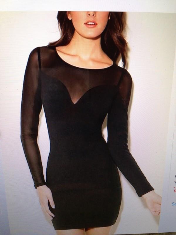 dress little black dress lbd tube mini dress