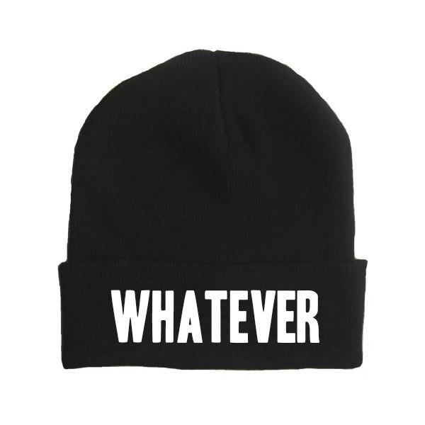 Whatever Beanie - Polyvore