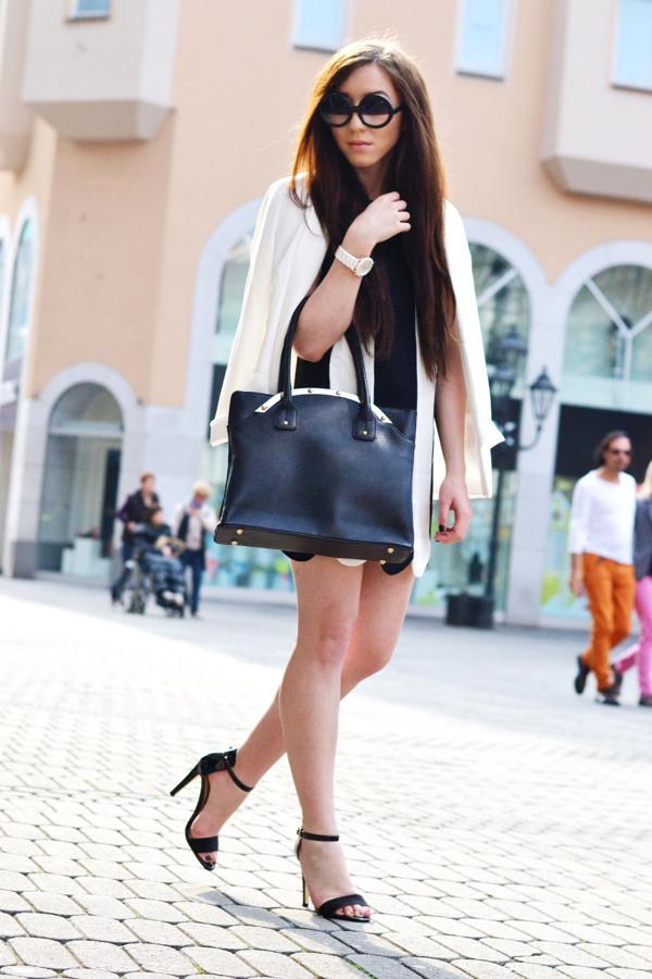 flirting with fashion jacket dress shoes bag sunglasses jewels
