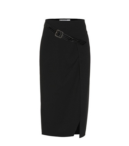 Oh My Love   Oh My Love Scuba Peplum Skirt at ASOS