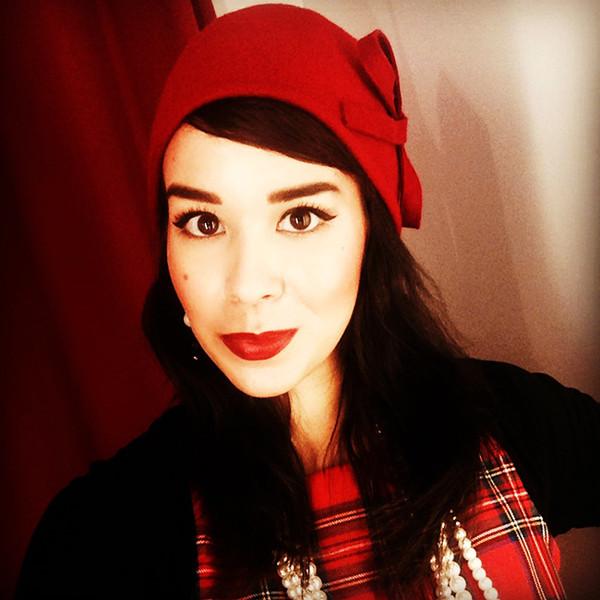 macademian girl t-shirt hat bag dress