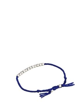 ASOS Curve | ASOS – Armband aus Kordel mit Perlen bei ASOS