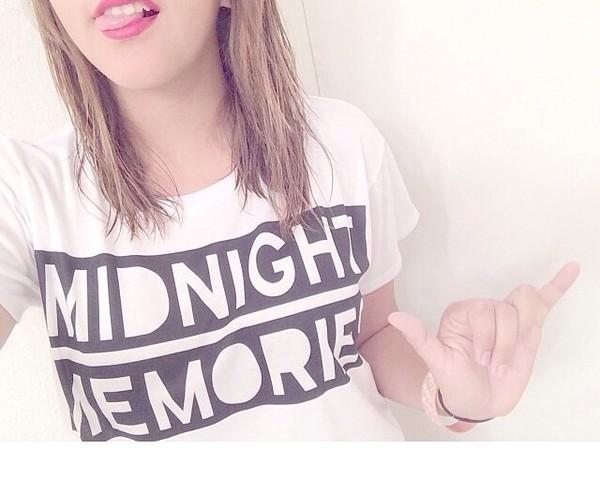 shirt onedirection midnightmemories