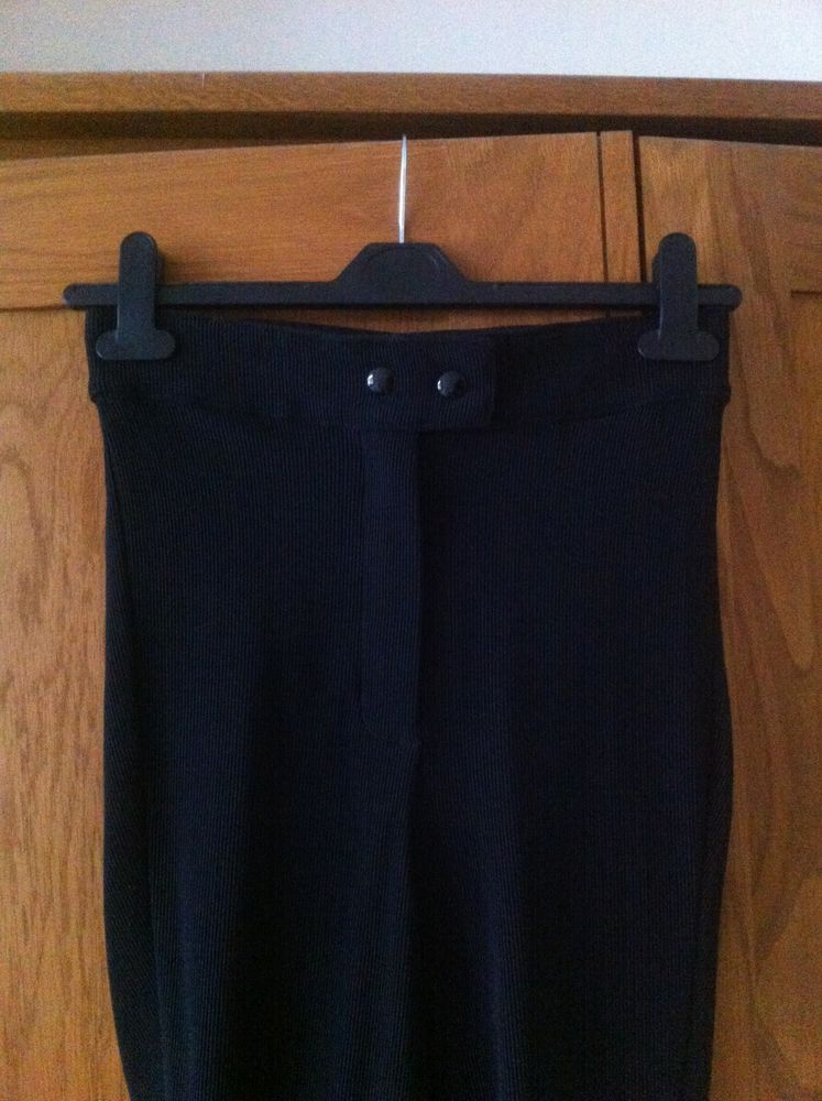 american apparel black riding pants size M | eBay