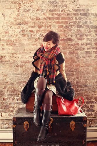 shoes dress coat scarf keiko lynn