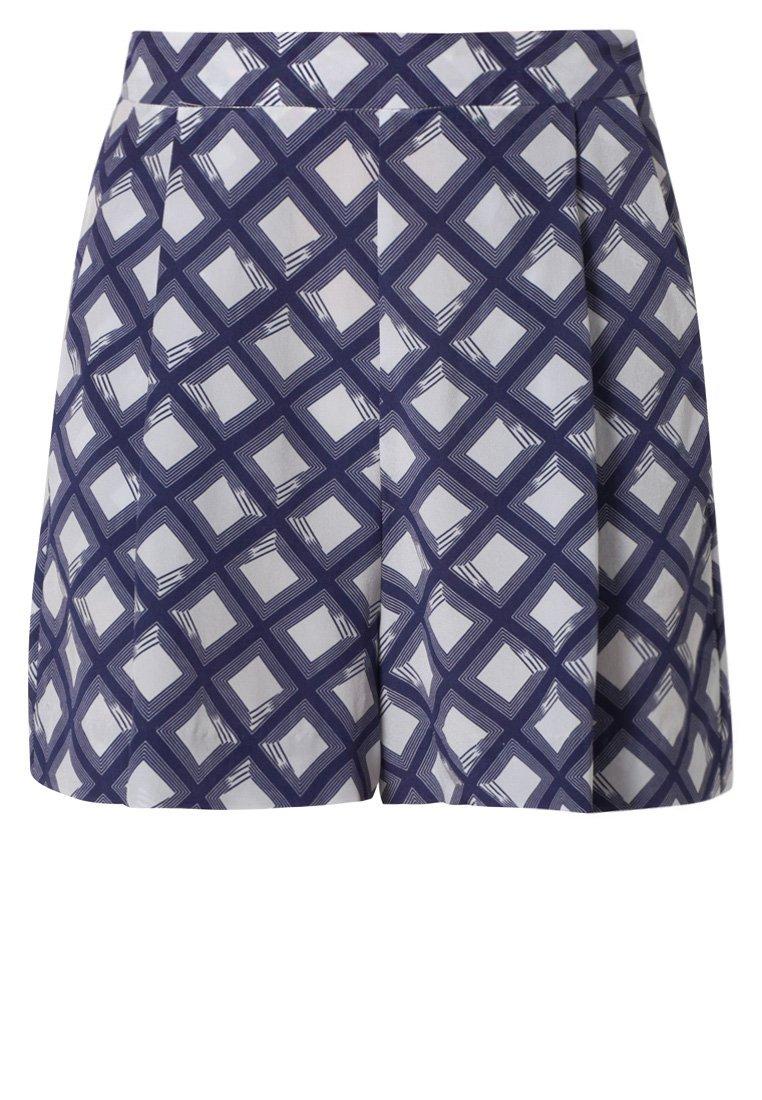 Bruuns Bazaar TUNA - Short - bleu - ZALANDO.CH