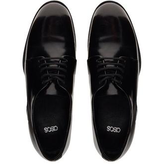 shoes asos black oxfords black oxfords elegant shoes black grunge flat