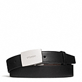 Coach :: DRESS PLAQUE BELT