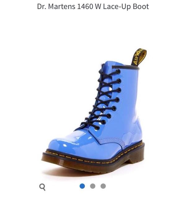 Light Blue Combat Boots - Shop for Light Blue Combat Boots on ...