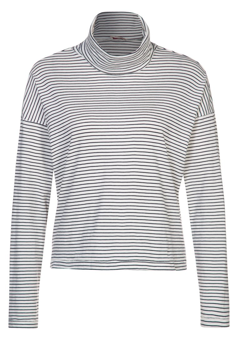 KIOMI Langarmshirt - THE CROPPED LONGSLEEVE WITH STRIPES - Zalando.de