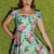 Kenley Collins - Ronettes Rose Dress