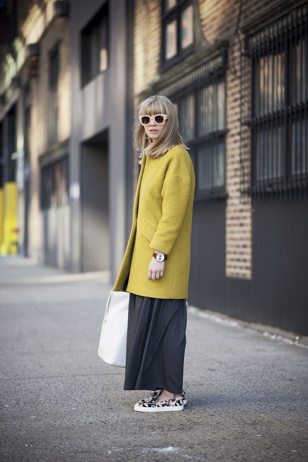 TREND: statement coat   text #NYFW | Just Another Fashion Blog