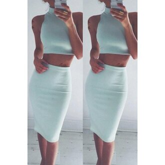 dress blue fashion style hot sexy party summer rose wholesale-jan pastel blue