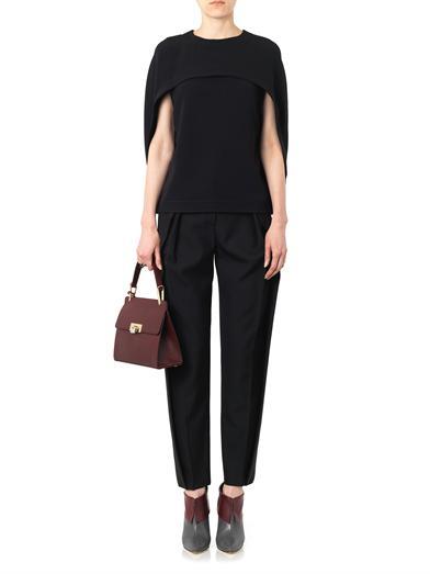 Cady cape-top | Balenciaga | MATCHESFASHION.COM