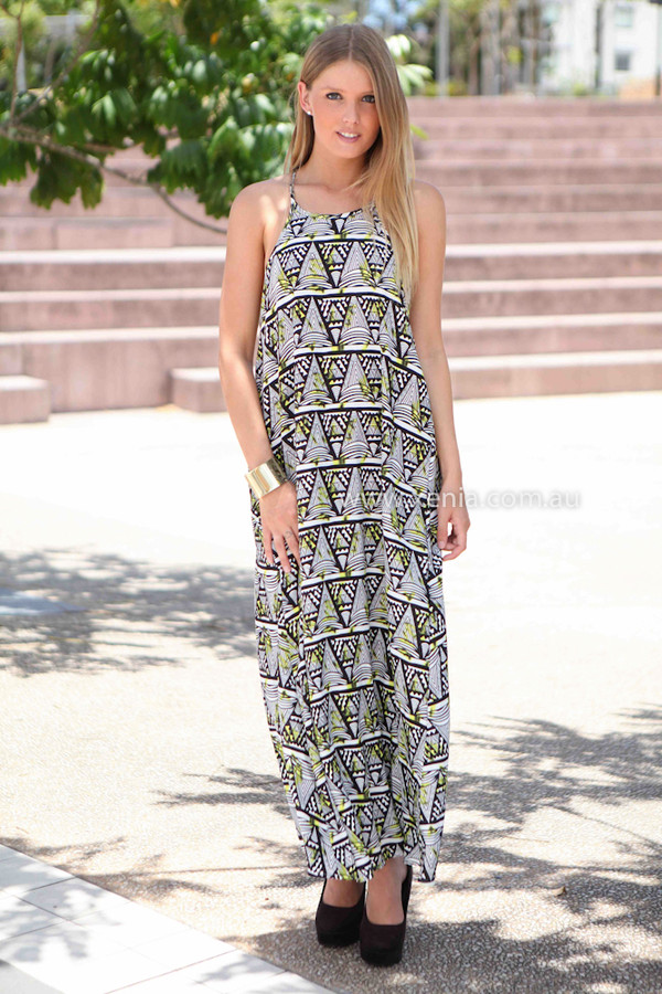 dress women's clothing maxi print dress print maxi ootd ootn xeniaboutique