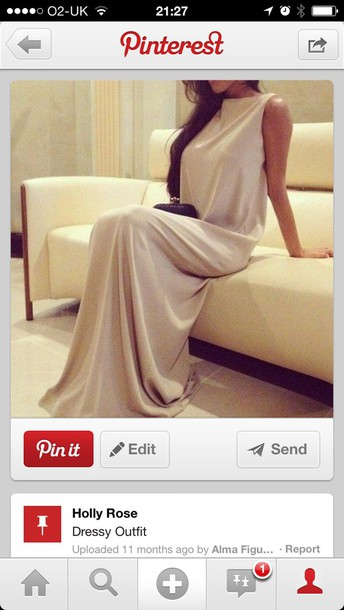 dress classy classy dress long dress evening dress fashion 2015