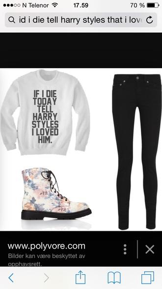 sweater harry