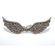 Zilveren Vleugel Ring