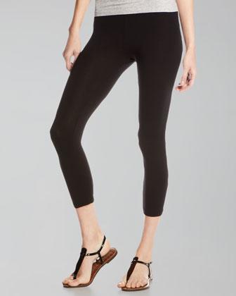 Splendid Cropped Leggings - Neiman Marcus