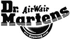 Dr Martens VINTAGE 1460 BLACK QUILON - Doc Martens Boots and Shoes