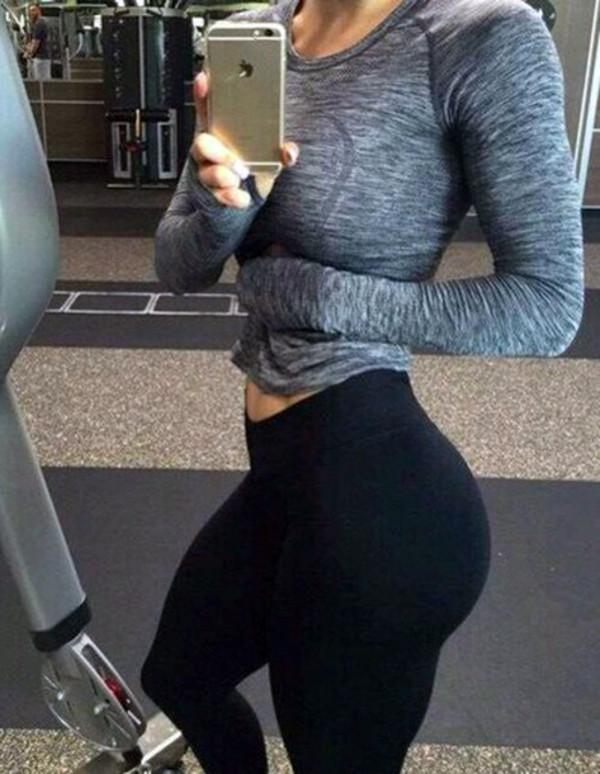 High Waisted Workout Leggings Nike