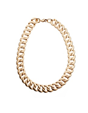 Gogo Philip | Gogo Philip Classic Chunky Chain Necklace at ASOS