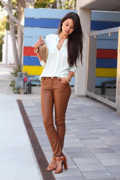 viva luxury blouse pants bag shoes