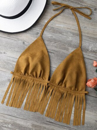 top fashion style trendy boho summer spring sexy fringes zaful