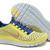 Nike Free 3.0 V4 Electric Yellow Deep Royal Blue Summit White-Womens