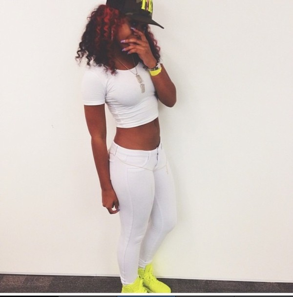 shoes bahja rodriguez beautiful pants shirt hat jewels doing her own thing